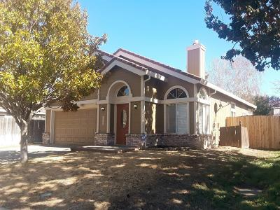 Elk Grove Single Family Home For Sale: 8717 Lewie Way