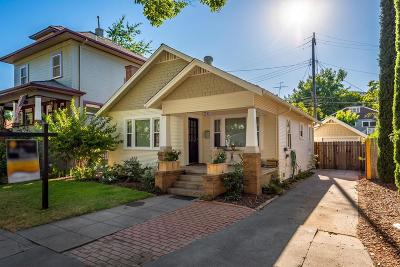 Sacramento Single Family Home For Sale: 1048 34th Street