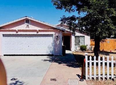 Stockton Single Family Home For Sale: 2914 Belle Avenue