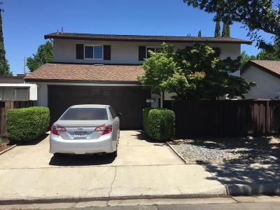 Modesto Single Family Home For Sale: 2609 El Greco Drive