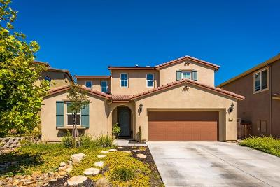 Rocklin Single Family Home For Sale: 6319 Lookout Pass Way