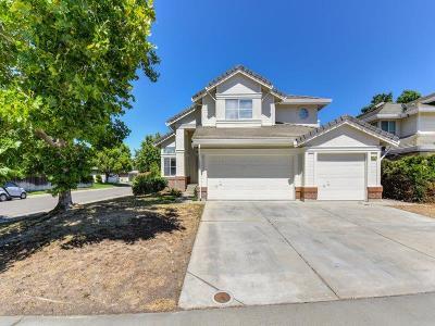 Elk Grove Single Family Home For Sale: 8533 Sheldon North Dr