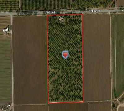 San Joaquin County Commercial Lots & Land For Sale: 19958 East Milton Road