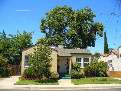 Galt Single Family Home For Sale: 461 F Street