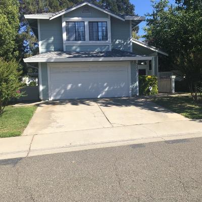 Antelope Single Family Home For Sale: 3237 Lowther Way