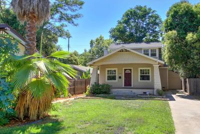 Sacramento Single Family Home For Sale: 2560 41st Street