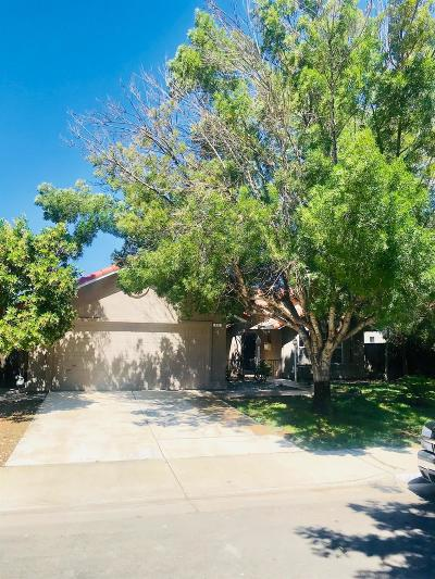 Los Banos CA Single Family Home For Sale: $339,900