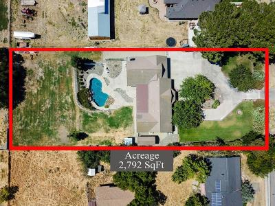 West Sacramento Single Family Home For Sale: 3305 Jefferson Boulevard