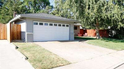Roseville Single Family Home For Sale: 629 Darling Way