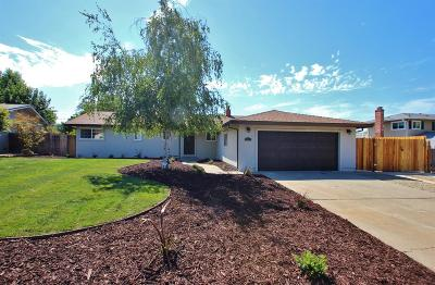 Citrus Heights Single Family Home For Sale: 7677 Capricorn Drive