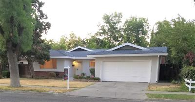 Merced Single Family Home For Sale: 705 Modoc Street