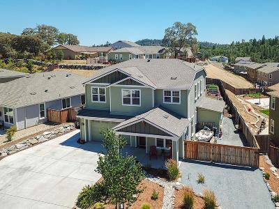 Grass Valley Single Family Home For Sale: 21626 Cascade Crossing Road