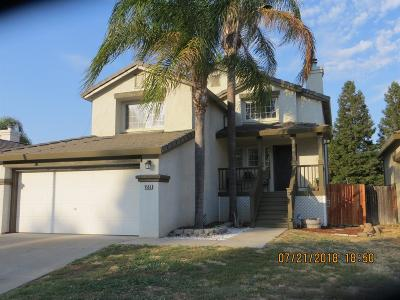 Elk Grove Single Family Home For Sale: 9553 Village Tree Drive