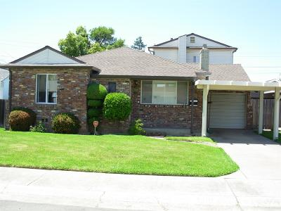 Sacramento Single Family Home For Sale: 3410 67th Street
