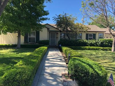 Stockton Single Family Home For Sale: 1017 West Benjamin Holt Drive