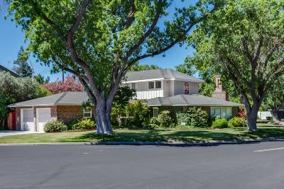 Modesto Single Family Home For Sale: 1418 Edgebrook Drive