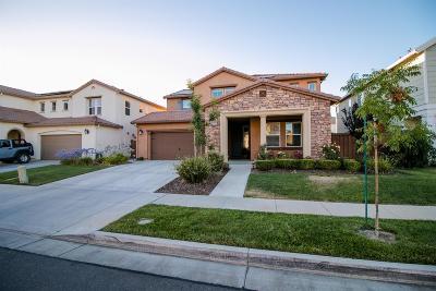 Woodland Single Family Home For Sale: 1333 Hughes Street