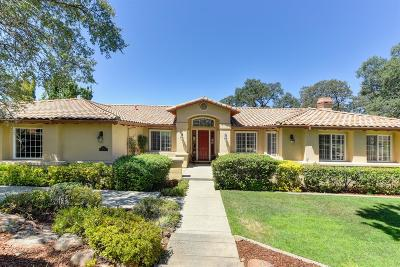 El Dorado Hills Single Family Home For Sale: 3052 Lennox Drive