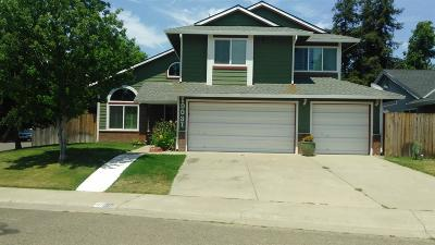Sacramento Single Family Home For Sale: 9031 Petite Sirah Way