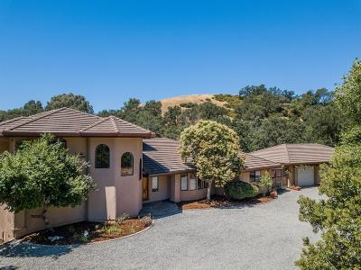 Single Family Home For Sale: 6865 Steiger Hill Road