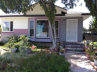Los Banos CA Single Family Home For Sale: $259,950