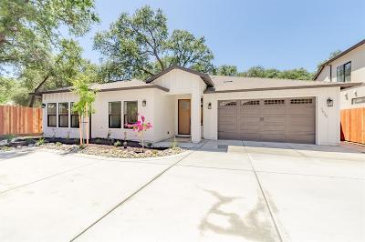 Fair Oaks Single Family Home For Sale: 5639 Illinois Avenue