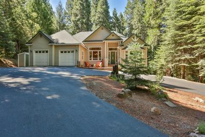 El Dorado County Single Family Home For Sale: 3086 Ridgecrest Way
