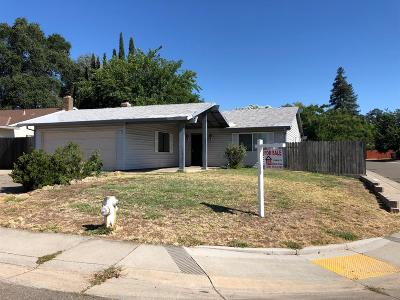 Citrus Heights Single Family Home For Sale: 6521 Carmelwood Drive
