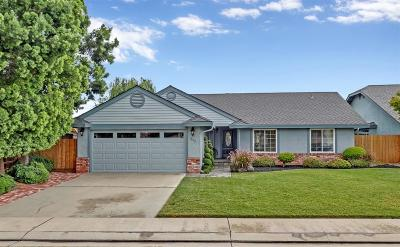 Modesto CA Single Family Home For Sale: $345,000