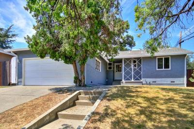Roseville Single Family Home For Sale: 1131 Coloma Way
