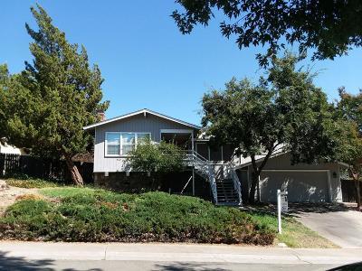 Fair Oaks Single Family Home For Sale: 7821 Palmyra Dr