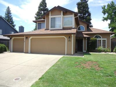 Roseville Single Family Home For Sale: 2227 Longview Drive