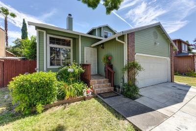 Sacramento Single Family Home For Sale: 155 Creekside Circle