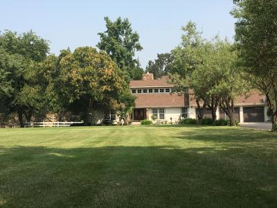 San Joaquin County, Stanislaus County Single Family Home For Sale: 8805 Oak View Court