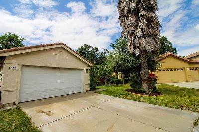Woodland Single Family Home Active Short Sale: 447 Robin