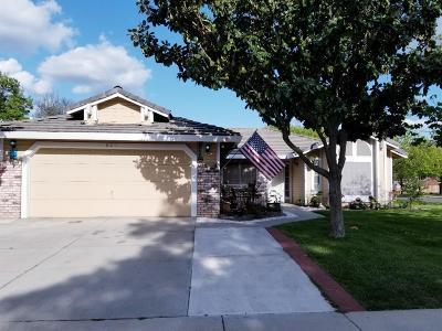 Modesto Single Family Home For Sale: 820 Sedona Court