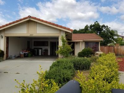 San Jose Single Family Home For Sale: 2897 Bouveron Court