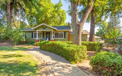 Citrus Heights Single Family Home For Sale: 7609 Old Auburn Road