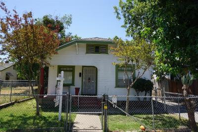 Stockton Single Family Home For Sale: 2366 East Church Street
