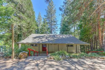 Pioneer Single Family Home For Sale: 28056 Holiday Lane
