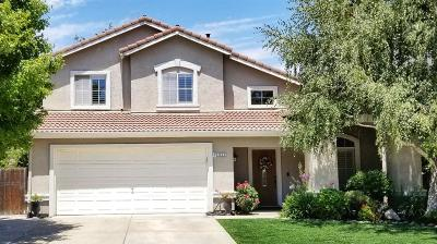 Stockton Single Family Home For Sale: 2623 Eagle Rock Circle