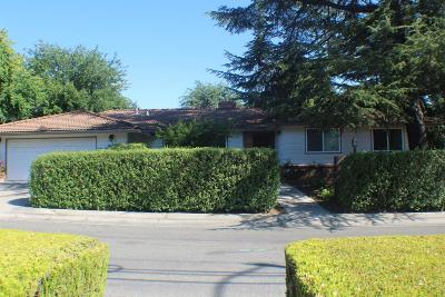 Sacramento Single Family Home For Sale: 4240 Fair Oaks Boulevard