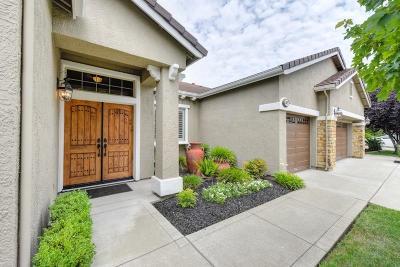 Roseville CA Single Family Home For Sale: $678,000