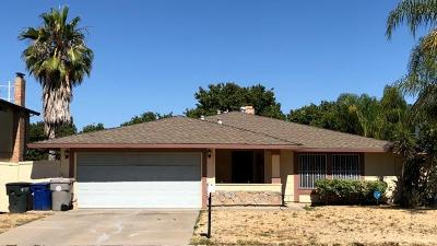 Sacramento Single Family Home For Sale: 6565 Rancho Adobe Drive