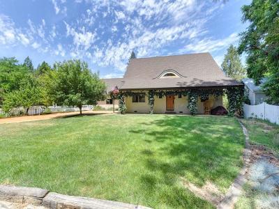 Volcano Single Family Home For Sale: 16170 Jerome Street