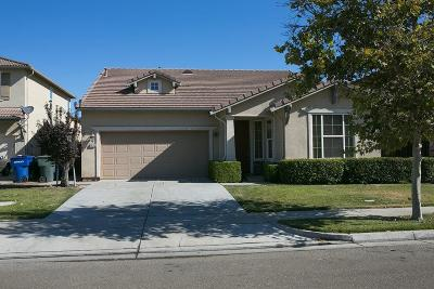 Patterson CA Single Family Home For Sale: $345,000