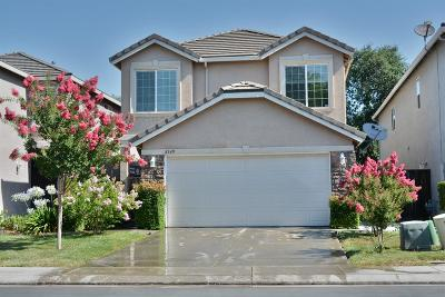Stockton Single Family Home For Sale: 8149 Shay