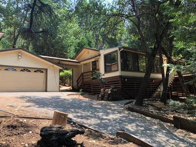 Pioneer Single Family Home For Sale: 27363 Silver Drive