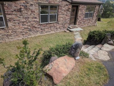 Jamestown Single Family Home For Sale: 13846 Tulloch Dam Road