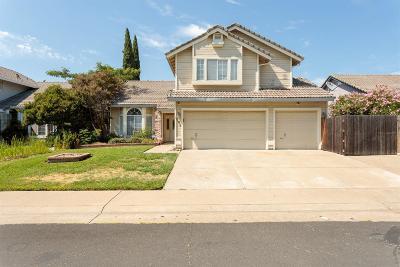 Roseville CA Single Family Home For Sale: $439,000